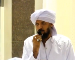 Habib Musa Kazim as Saqqaf
